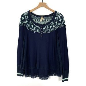 Free People Women's The Cabin In The Woods Thermal